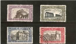 ITALIE N 209/212   OBLITERE - Afgestempeld