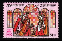 Montserrat MNH Scott #819 $1.15 Adoration Of The Magi - Christmas - Montserrat