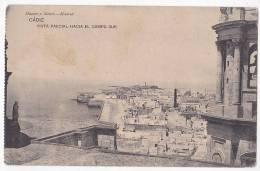 España Tarjeta Postal Cadiz Vista Hacia El Campo Sur - Postcard AK Cpa (W3_638) - Cádiz