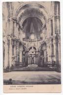España Tarjeta Postal Cadiz  Catedral - Postcard AK Cpa (W3_641) - Cádiz