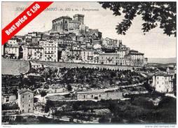 1955 SORIANO NEL CIMINO PANORAMA FG V SEE 2 SCAN - Viterbo