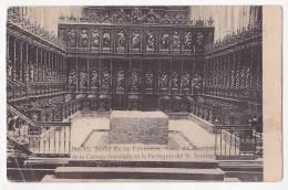 España Tarjeta Postal Jerez Coro Del Convento De La Cartuja - Postcard AK Cpa (W3_650) - Cádiz
