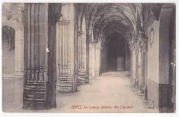 España Tarjeta Postal Jerez Clausto De La Cartuja - Postcard AK Cpa (W3_651) - Cádiz