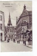 AK Osnabrück Marienkirche,Geschäft L.Heimann  Gb.1912 - Osnabrück