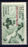 Egeo 1934 Sass.76*/MH VF - Egeo