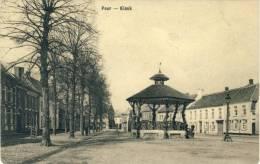 Peer - Kiosk -1908  ( Verso Zien ) - Peer