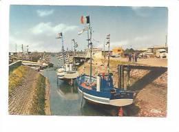 CPSM 85 BEAUVOIR-sur-MER 1987 - Beauvoir Sur Mer