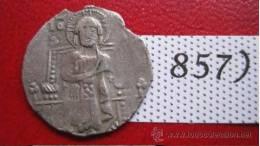 Venezia , Estados Italianos, 1 Grosso De Plata Del Duque Lorenzo Tiepolo 1268-1275 - Monnaies Féodales