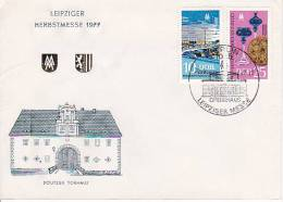 DDR FDC 1977 Mi.-Nr. 2250-2251 - FDC: Enveloppes