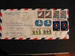== Japan , Cv.  Swiss 1961  Red Cross - 1926-89 Kaiser Hirohito (Showa Era)