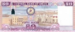 OMAN P. 47 50 R 2010 UNC - Oman