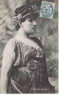 Cpa Segond (Second) Weber, Actrice 1900, La Comédie Française - Theatre
