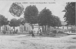 58 COSNE, Intérieur De La Caserne Binot, Les Jardins - Cosne Cours Sur Loire