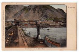AMERICA CHILE ESTABLISHMENT OF BELLA-VISTA TOCOPILLA EDIT CARLOS BRANDT OLD POSTCARD - Chile