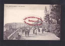 ►   IB598 - MONTE CARLO - Les Terrasses - (Monaco) - Monaco