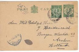 Great Britain 1912 Postcard - 1902-1951 (Kings)