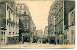 75018 PARIS - Rue Lamarck - Arrondissement: 18