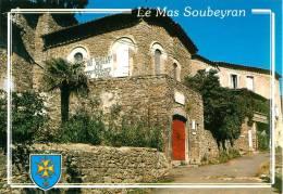 CPSM Cévennes-Le Mas Soubeyran  L1151 - France