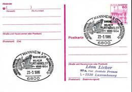 ALLEMAGNE - GERMANY MANNHEIM 1986 - W FURTWANGLER - Muziek
