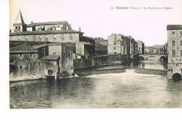 81 - CASTRES  - Le Moulin Sur L´Agout-  Cpa Neuve - - Castres