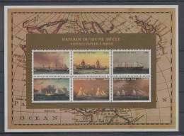 Mali (1997) Yv. 1202/07  /  Barcos - Bateaux - Ships - Barche