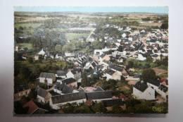 18 : Saint Martin D'Auxigny - Vue Générale Aérienne - Autres Communes