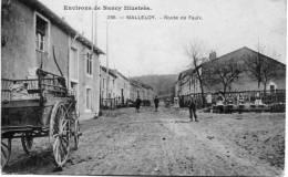 MALLELOY - Route De Faulx - Autres Communes