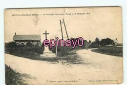 Br - 02 - ANIZY  Le CHATEAU - Le Nouveau Calvaire érigé Le 15 Octobre 1911 - - Non Classificati