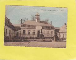 CPA   - 02 -  URCEL - 199.5.38  La Mairie  - état Moyen Voir Descriptif - France