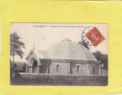 CPA   - 02 - CAULAINCOURT - Tombeau De La Famille Du Duc De Vicence - France