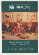 Advertising - Dickins Auctioneers, Bucks - Advertising