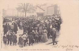 88 - VAL D´AJOL - LA FOIRE DITE DES ANDOUILLES - Francia