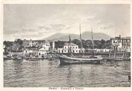 PORTICI ( NAPOLI ) GRANATELLO E VESUVIO - 1939 - Portici