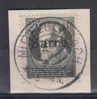 Saar: Mi 22 Used - 1920-35 Società Delle Nazioni