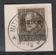 Saar: Mi 24 Used - 1920-35 Società Delle Nazioni