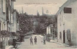 09 - Ste-Croix-Volvestre - Avenue Du Pont - France