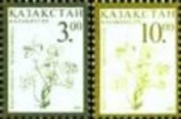 Kz 0314-315 Kazakhstan Kasachstan 2001 - Kasachstan