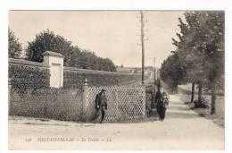 FONTAINEBLEAU La Treille - Fontainebleau