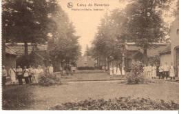 Leopoldsburg (Bourg-Léopold)-Camp De Beverloo-Hôpital Militaire- Intérieur- Très Animée - Leopoldsburg