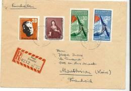 LSAU7 - DDR LETTRE DE DECEMBRE 1957 - [6] République Démocratique