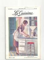 La Cuisine N°53 De Décembre 1931 Revue Mensuelle De La Parfaite Maîtresse De Maison Anvers - Gastronomie
