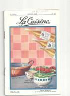 La Cuisine N°54 De Janvier 1932 Revue Mensuelle De La Parfaite Maîtresse De Maison Anvers - Gastronomie