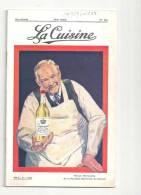La Cuisine N°58 De Mai 1932 Revue Mensuelle De La Parfaite Maîtresse De Maison Anvers - Gastronomie