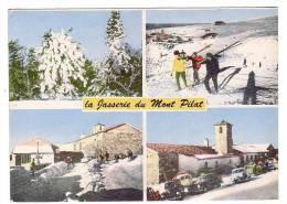 LA JASSERIE DU MONT PILAT/42/CPM/Multivues/Ré F:3171 - France