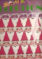VINYLE 33 TOURS AVEC 8 CHANTS DE NOEL : Petit Papa Noel,sainte Nuit, Il Est Né Le Divin Enfant, Jingle Bells, White Chri - Christmas Carols