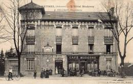RETHEL L HOTEL MODERNE - Rethel