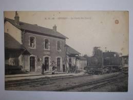 Nevers La Gare Du Tacot - Nevers