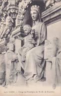 France Lyon Vierge de Frontispice de Notre Dame de Fourviere
