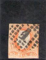 PORTUGAL 1866-7 O - 1862-1884 : D.Luiz I