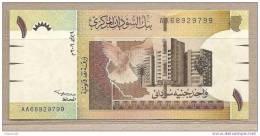 Sudan - Banconota Non Circolata Da 1 Sterlina - 2006 - Sudan